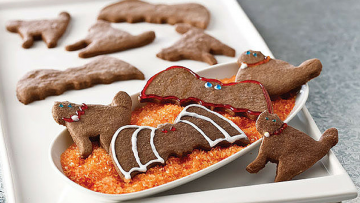 Bat Cookies Facebook