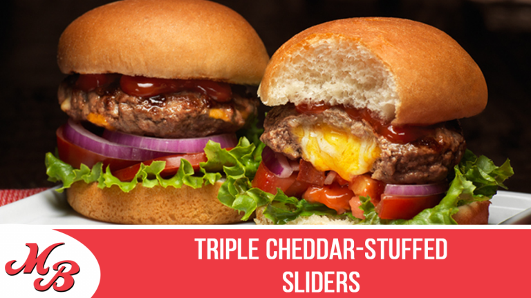 Triple-Cheddar-Stuffed-Sliders